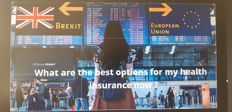 BREXIT ! Concerned about health insurance in France after BREXIT ? ASTTRAL has the solution