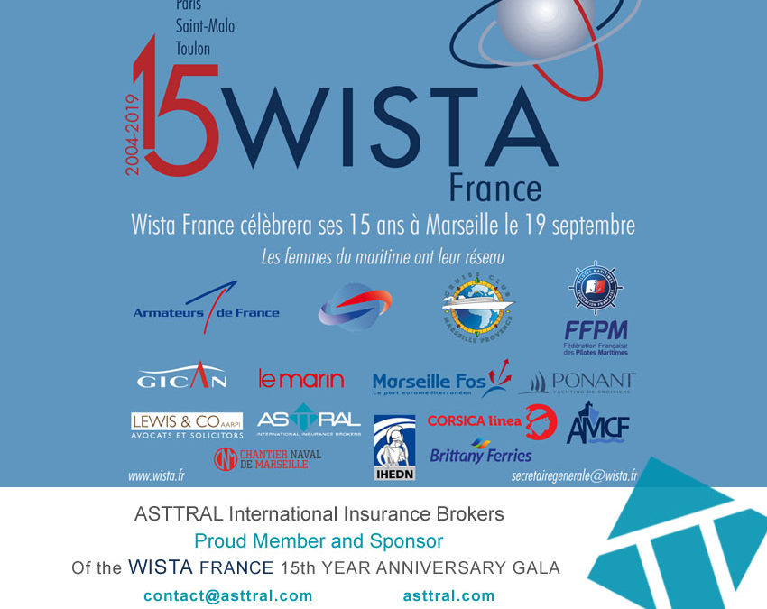 ASTTRAL proud member of WISTA France