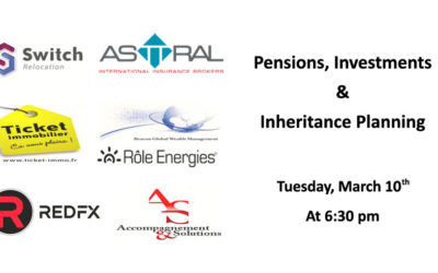 ASTTRAL and Partners organize a Seminar in Toulouse on Pensions, Investments and Insurance.